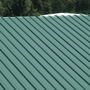 Corrugated Ribbed Metal Roofing Products