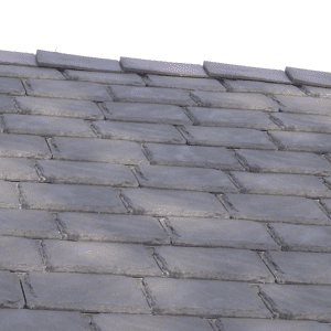 Rubber Slate Roofing Products