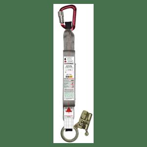 MAX Force Energy Absorber – Carabiner & ADP Grab Zinc