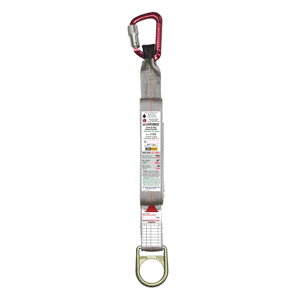 MAX Force Energy Absorber - Carabiner & D-Ring
