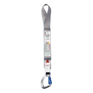 MAX Force Energy Absorber – Dee Web & Captive Carabiner