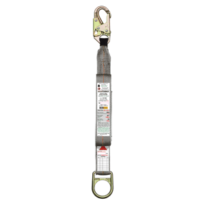 MAX Force Energy Absorber – Snaphook & D-Ring