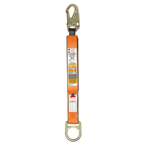 Ultra MAX Force Energy Absorber – Snap Hook & D-Ring