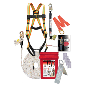 MAX Kit Safety Kit Two Anchors Included
