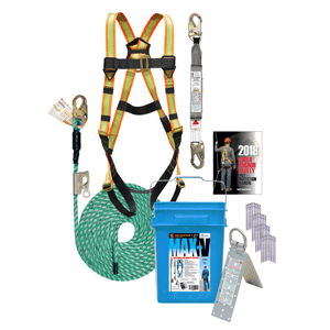 MAX-V USA Safety Kits Removable Absorber