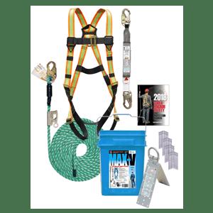 MAX-V USA Safety Kits Removable Absorber