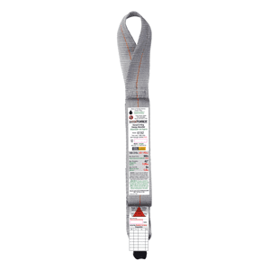 MAX Force Energy Absorber - Dee Web And Loop End