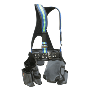Tool Bag Carrier - Blue/Green