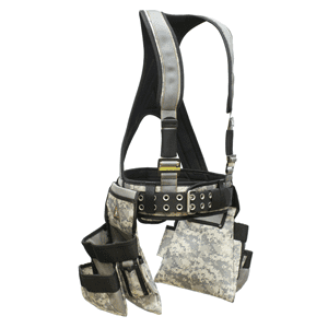Tool Bag Carrier – Digital Camo Green