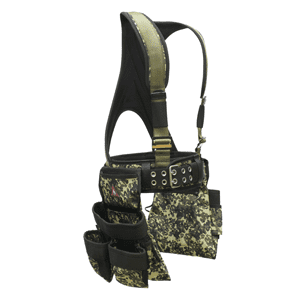 Tool Bag Carrier – Jigsaw Camo