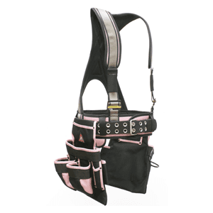 Tool Bag Carrier - Pink