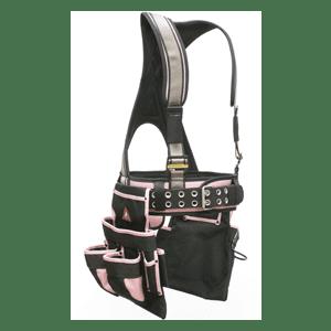Tool Bag Carrier - Pink