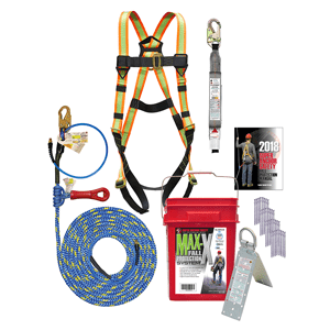 MAX-X Safety Kit X-Line Super Rope Grab
